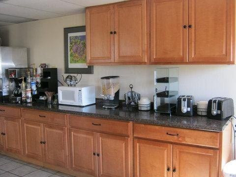 Americas Best Value Inn Grand Junction - Breakfast Area