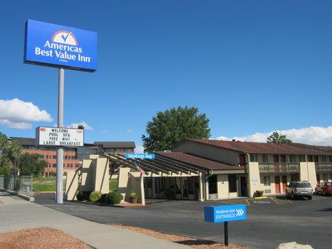 Americas Best Value Inn Grand Junction - Exterior 3