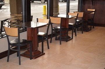 Detroit Regency Hotel - Rsz Tables