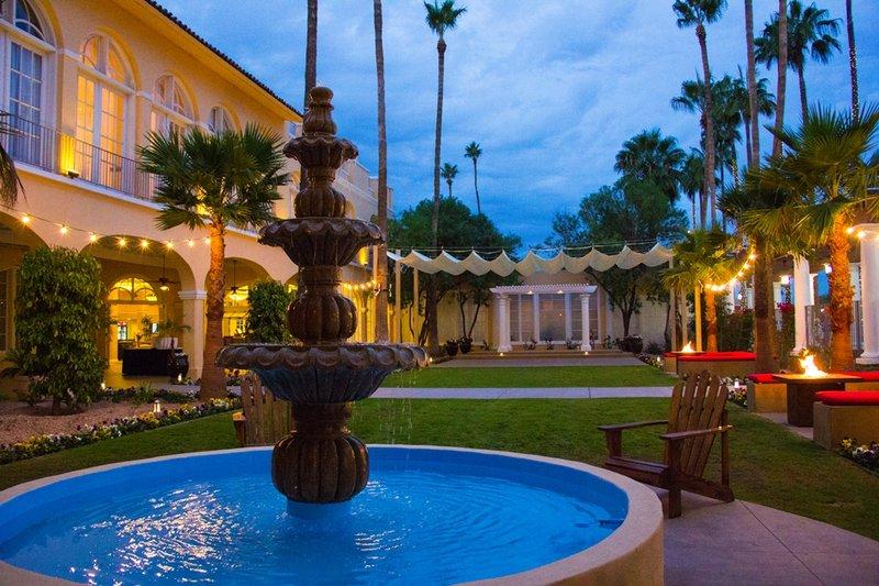 Crowne Plaza Resort San Marcos Golf Resort Außenansicht