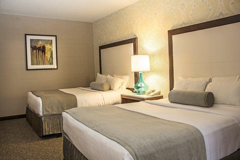 Crowne Plaza Resort San Marcos Golf Resort Zimmeransicht