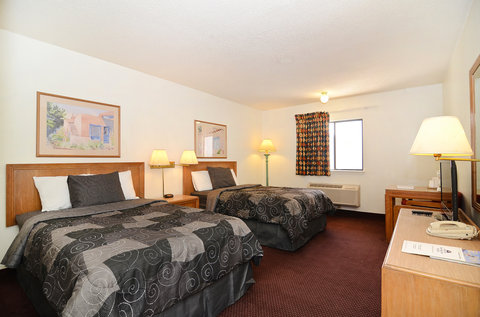 Americas Best Value Inn and Suites El Paso West - Two Double Beds