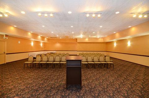 Americas Best Value Inn and Suites El Paso West - Meeting Room