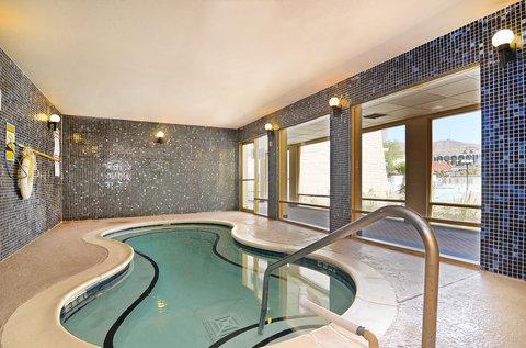Americas Best Value Inn and Suites El Paso West - Jacuzzi
