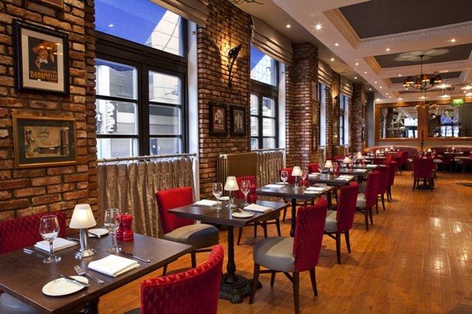 Holiday Inn Glasgow City Centre-Theatreland Restauration