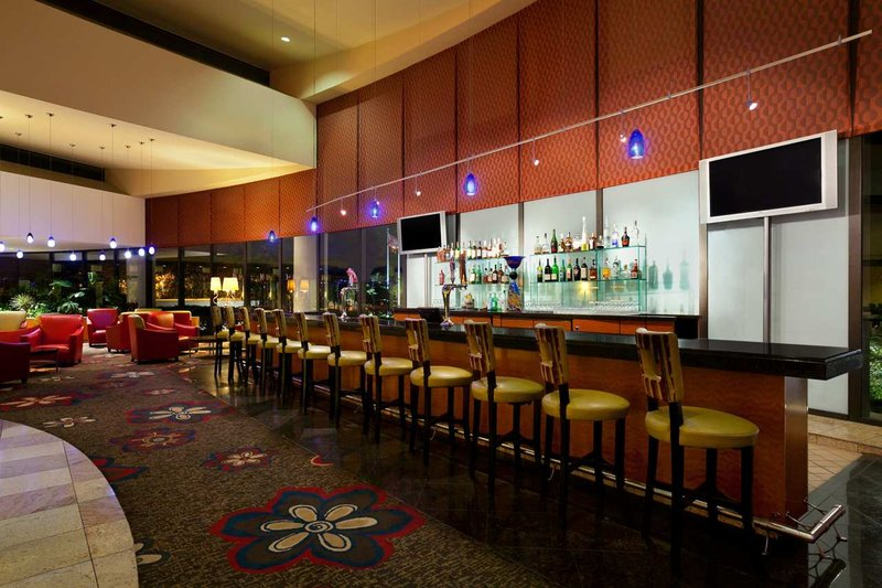Hilton Memphis Bar/lounge