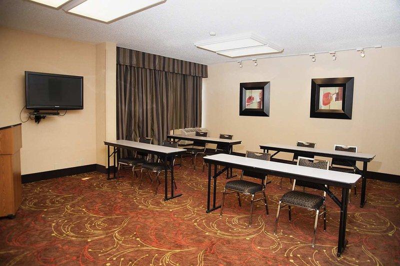 Hampton Inn Memphis - Poplar Pomieszczenie konferencyjne