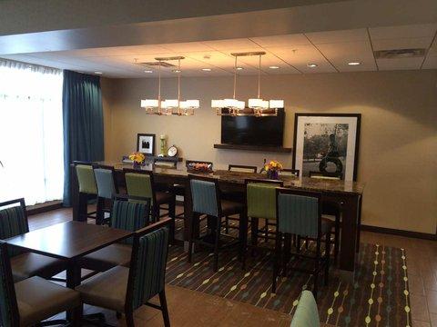 Hampton Inn Bridgeville - Dining