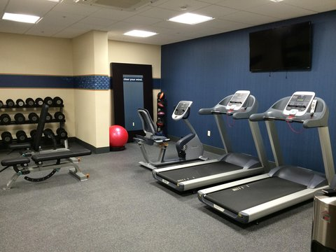 Hampton Inn Bridgeville - Bridgeville Hotel fitness center