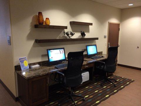 Hampton Inn Bridgeville - Business Centre