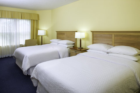 Four Points by Sheraton Cocoa Beach - Guest Room Double