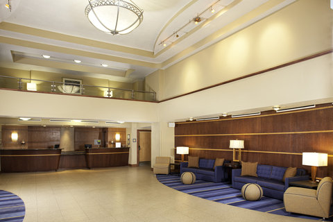 Four Points by Sheraton Cocoa Beach - Lobby