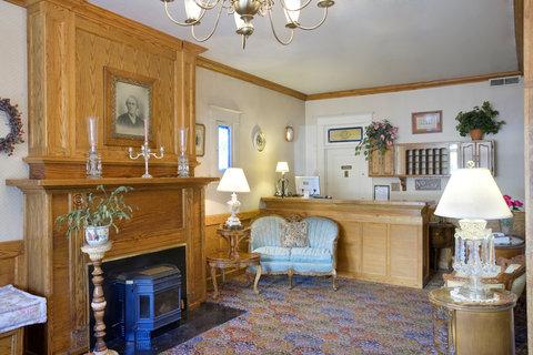 Americas Best Value Inn - Lobby