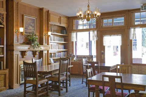 Americas Best Value Inn - Parlor