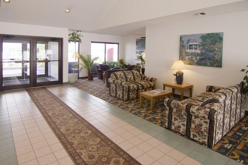 Americas Best Value-Courtyard Inn