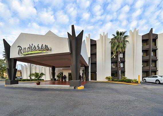 Radisson Hotel Baton Rouge Außenansicht