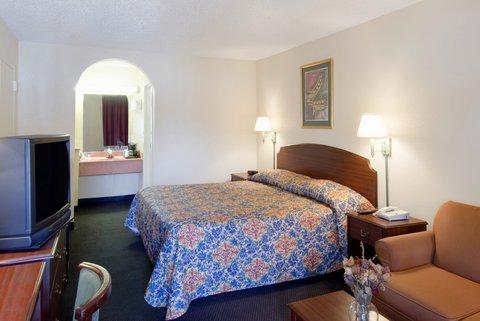 Americas Best Value Inn Gainesville - King Room