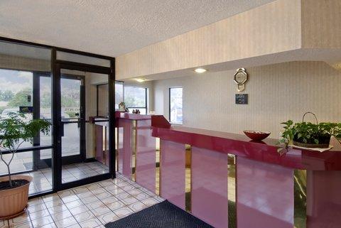 Americas Best Value Inn Gainesville - Lobby