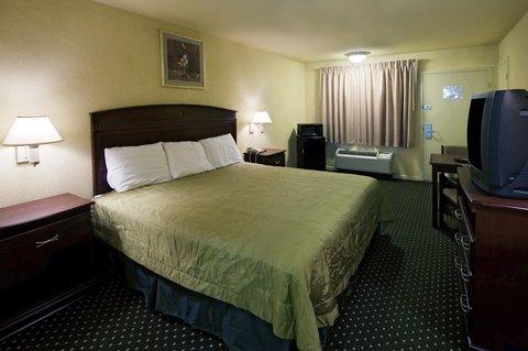 Americas Best Value Inn Dallas - 1 King Bed