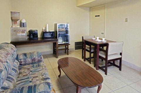 Americas Best Value Inn Dallas - Breakfast area