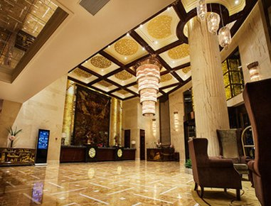 Days Hotel & Suites China Town Changsha - Lobby