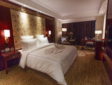 Days Hotel & Suites China Town Changsha - King Bed Guest Room