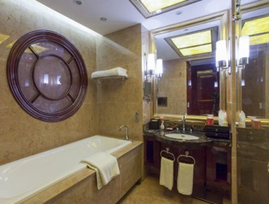 Days Hotel & Suites China Town Changsha - Bathroom