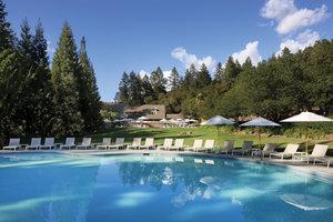 Pool - Meadowood Napa Valley Hotel St Helena