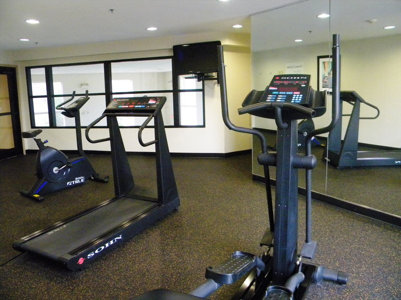 Holiday Inn Express Hotel & Suites Salamanca Fitness-klub