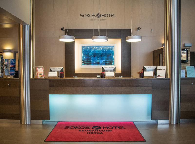 Sokos Hotel Seurahuone Kotka Aula