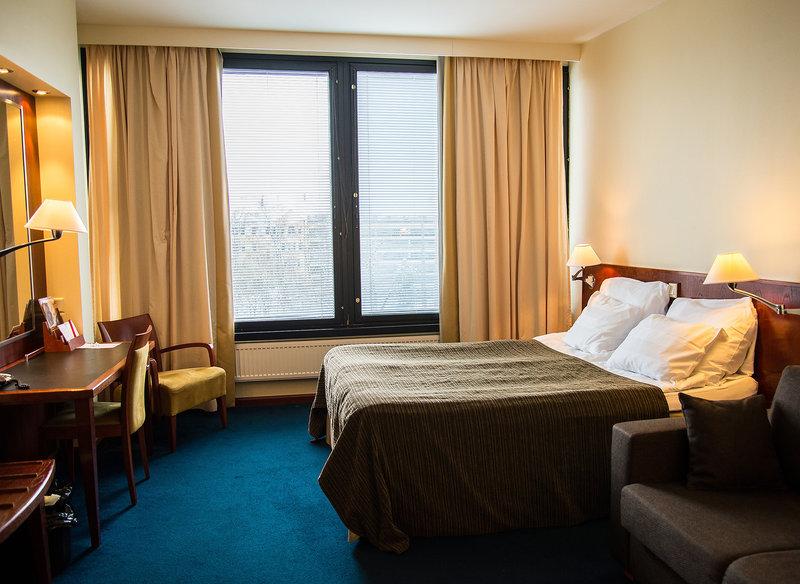Sokos Hotel Seurahuone Kotka Huonenäkymä