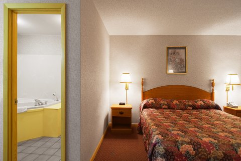 Americas Best Value Inn West Memphis - Jacuzzi Room