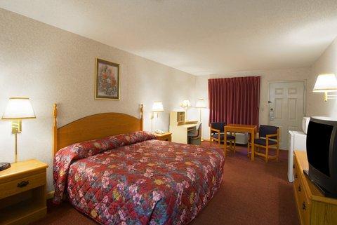 Americas Best Value Inn West Memphis - King Room