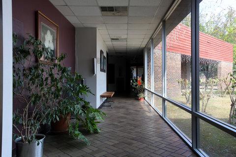 Americas Best Value Inn Crossett - Lobby Hall