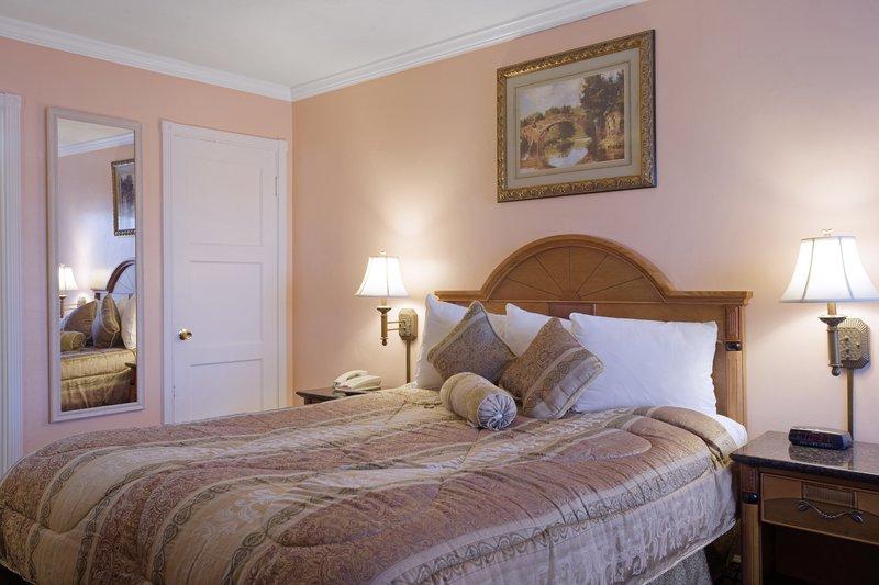 Americas Best Value Inn-Corte Madera/San Francisco 客室