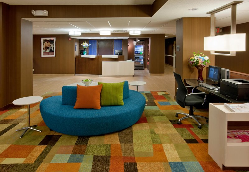 Fairfield Inn Meadowlands Lobby