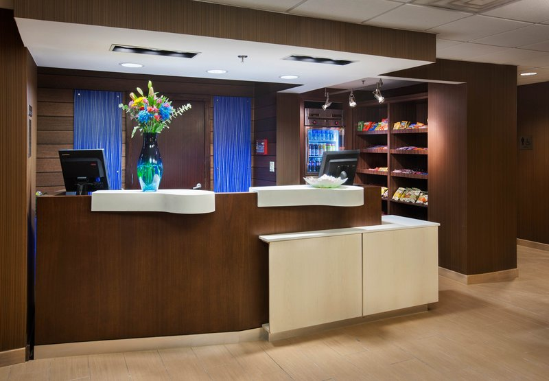 Fairfield Inn Meadowlands Előcsarnok