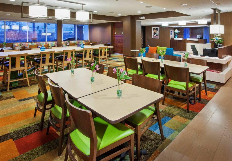 Fairfield Inn Meadowlands Restaurang