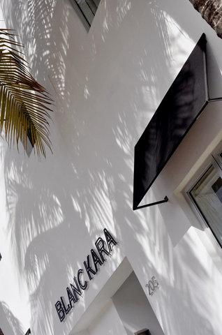 Blanc Kara Boutique Hotel - Exterior
