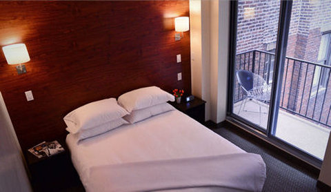 The Lex NYC - Guestroom
