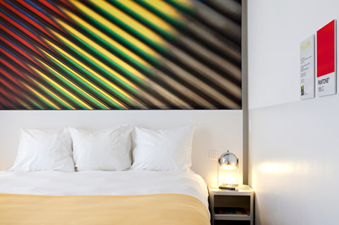 The Pantone Hotel Brussels - ExtraLarge Room