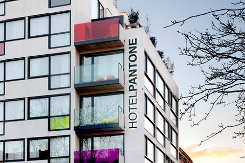 The Pantone Hotel Brussels - Exterior