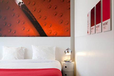 The Pantone Hotel Brussels - ExtraLarge-Room