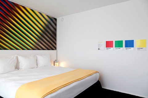 The Pantone Hotel Brussels - Extra large Guestroom