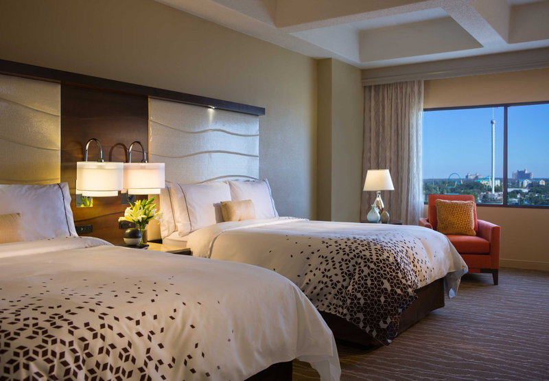 Renaissance Orlando Resort at SeaWorld Вид в номере