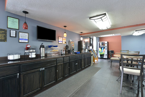 Americas Best Value Inn Kansas City East Independence - Breakfast Area