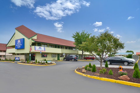 Americas Best Value Inn Kansas City East Independence - Exterior2