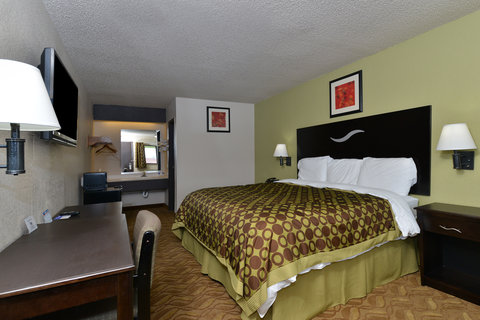 Americas Best Value Inn Kansas City East Independence - One King Room2
