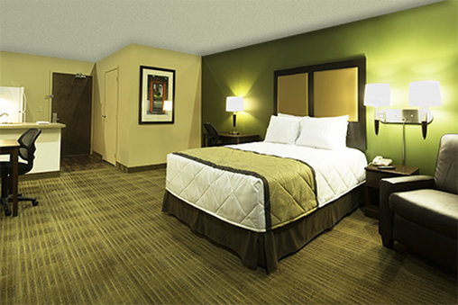 Extended Stay Deluxe Seattle - Renton Zimmeransicht