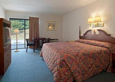 Americas Best Value Inn Wytheville - One King Bed